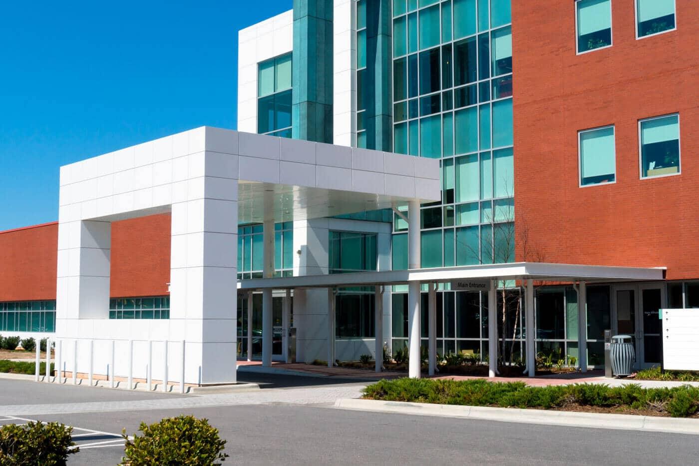 Nancy Construction - Construction de maisons médicales plurisdisciplinaires